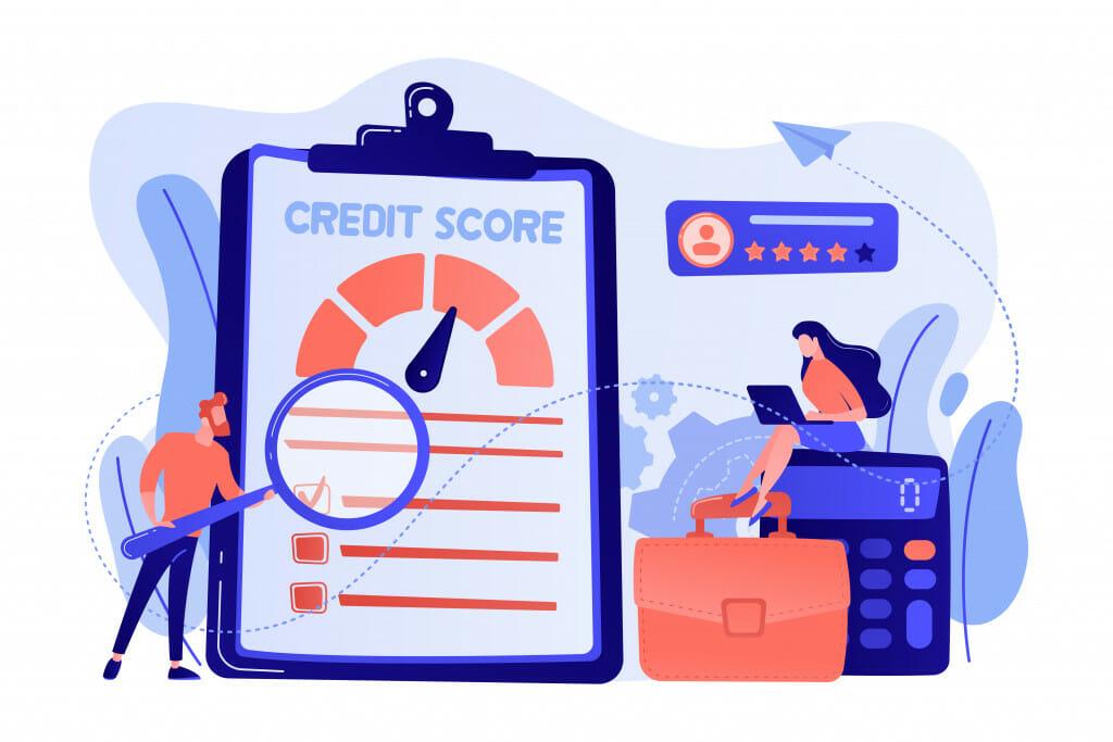 credit score update